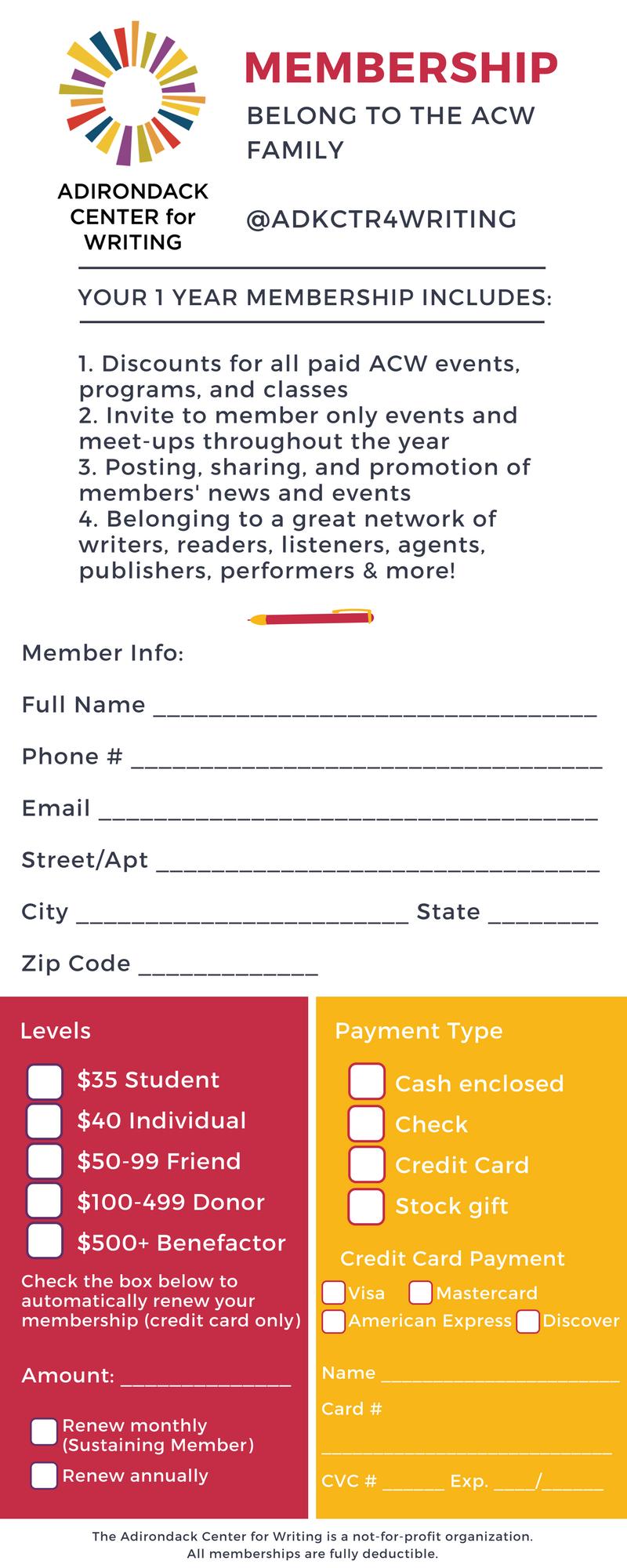 Membership (1)